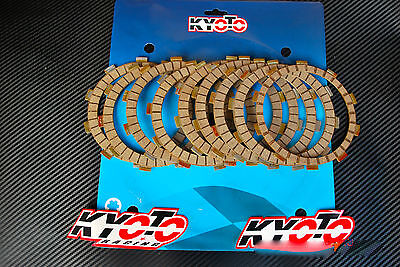 Heavy Duty Clutch Plates Kit To Fit Honda Cbr600 2000 To 2009