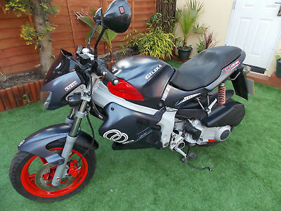 Gilera DNA 180, 2001 ONLY 4210MILES, STUNNING BIKE, NEW MOT,BEST YOU WILL FIND