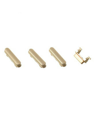 iPhone 6 / 6s Tasten Set Grau Silber Gold Rose Power Mute Volume Botton Schalter