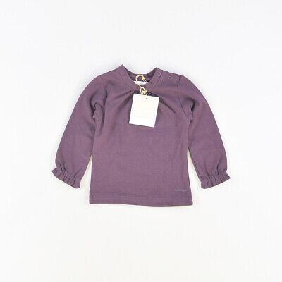 Camiseta color Berenjena marca Berlingot 12 Meses  507095