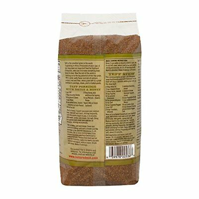 bobs red mill teff whole grain gf 24 oz pack of 4
