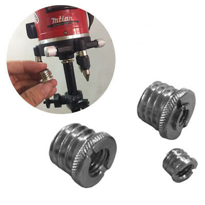 """5/8""""-11 To 3/8""""-16 Threaded Screw Adapter For Tripod Laser Level  1Pcs"""