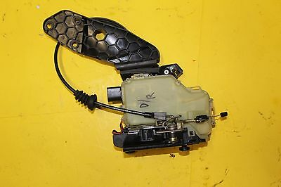 98-05 Vw Passat Beetle Golf Jetta Door Lock Actuator Latch Rear Driver Oem