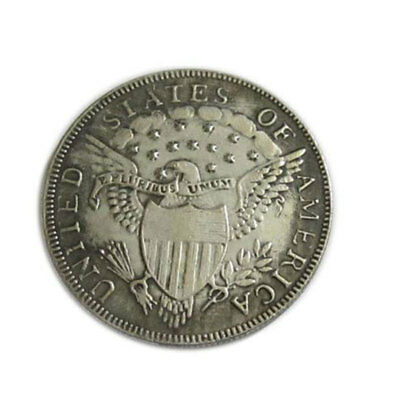 1804 Silver Coins39mm  Diameter Uncirculated King American Dollor Round