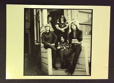 GRATEFUL DEAD HERB GREENE PHOTO 5x7 POSTCARD at HOME 710 ASBURY 1966 - UNUSED VG