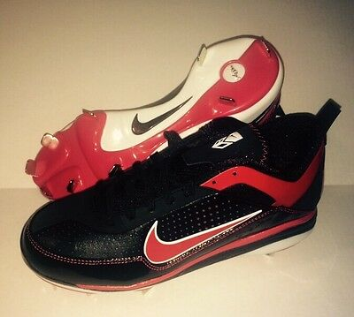 Nike Air Show Elite 2 BASEBALL Low Metal Cleats Men's Sz. 7