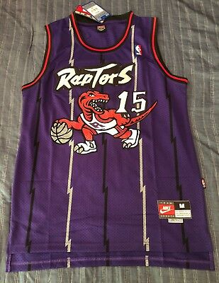 69bc51424 old school raptors jersey vince carter