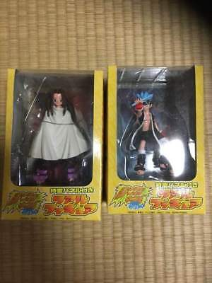 Shaman King holding a spirit figure Lot of 2