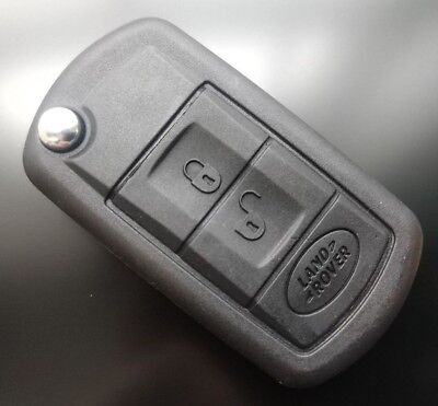 Range Rover Sport Land Rover Discovery Td4 Td5 3 Button Remote Key Fob Case