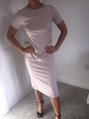 Bnwt Topshop Maternity The  Who What To  Wear Dress   8 Sold Out Last One