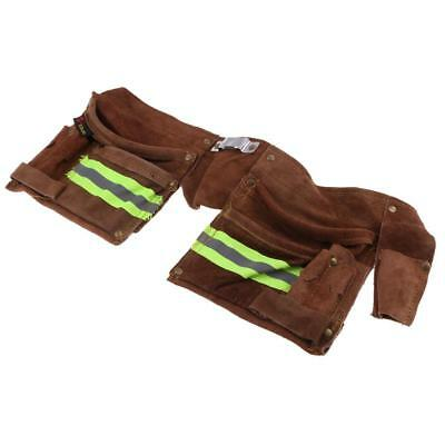 Reflective Electrical Maintenance Tool Pouch Bag Technician Tool Holder #2