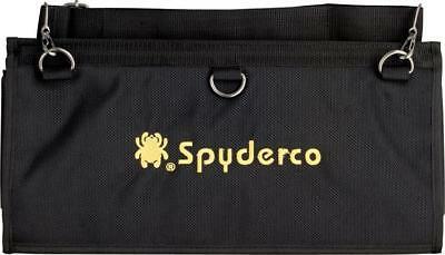 Spyderco Gold Logo SpyderPac Small Black Transport Store Display Knife Case SP2