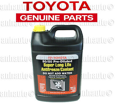 Genuine Toyota Pink Engine Coolant-Antifreeze Long Life for Toyota,Lexus,Scion