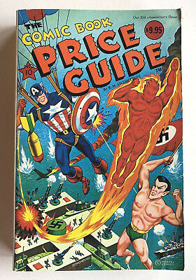 Overstreet Comic Book Price Guide # 10 1980 SC SoftcoverSub-Mariner Torch CA FN+