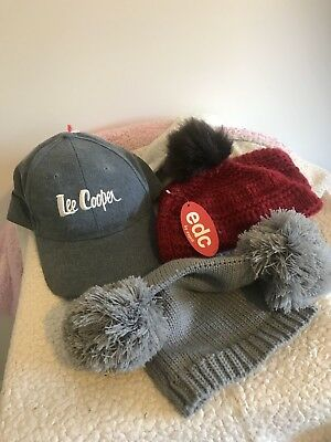 ❤️Hat And Beanies 3 pieces set