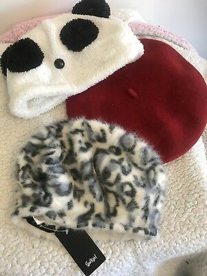 ❤️ Hat And Beanies 3 pieces set # 2