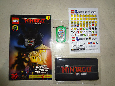 THE LEGO Batman Movie Target Exclusive Sticker Sheet - $10.00 | PicClick