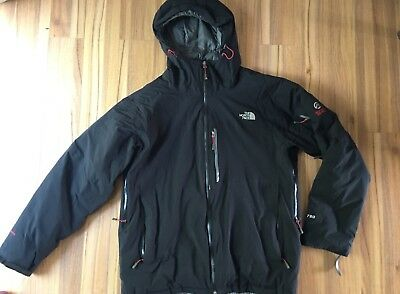 d135e5379 MENS NORTH FACE XL Summit Series 700 HyVent Alpha Coat Ski Snow Jacket Down