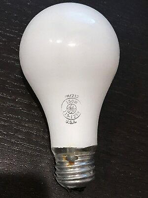 General Electric GE PH 212 Light Bulb For Darkroom Enlarges