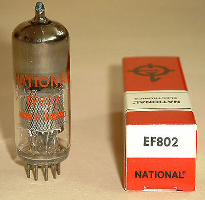 EF802 National , NOS, NIB