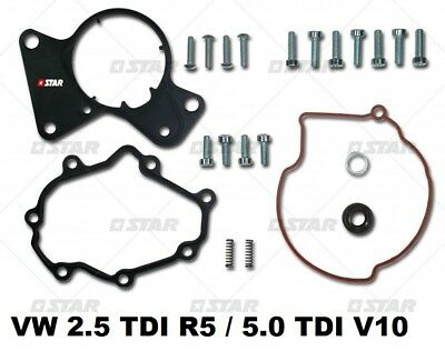 NEW Vacuum Fuel Tandem Pump Repair Kit VW Transporter Touareg 070145209H F J