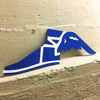 Retro Goodyear Flying Shoe Metal Sign VPAMSIGN02 vintage parts usa muscle truck