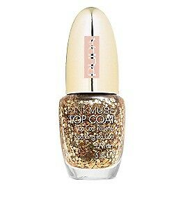 Pupa Pink Muse Top Coat n.004 Paillettes