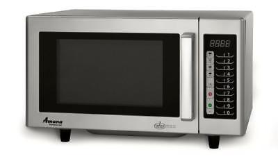 Amana RMS10T 1000 Watts Commercial Microwave Oven 12 units available