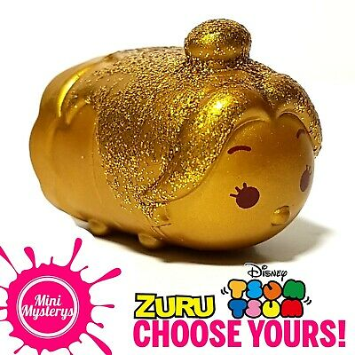 Tsum Tsum Squishies Series 4 *Choose Yours* Zuru Disney Tsum Tsums Glitter Rares