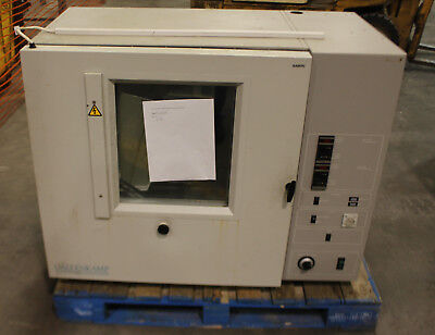 Sanyo Gallenkamp FDC 185 Fingerprint Development Chamber Oven