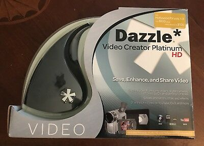 Corel Dazzle Video Creator Platinum HD Capture Device