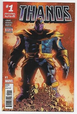 Thanos #1 Marvel Now 2017 NM (Multiple Available)