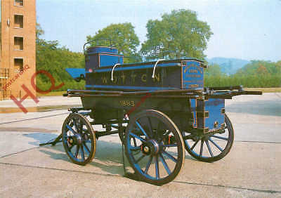 Picture Postcard-:FIRE APPLIANCE, 1877 MERRYWEATHER MANUAL PUMP