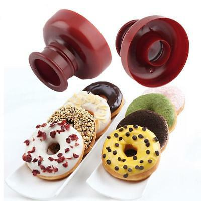 2 Donut Maker Donut Make Donut Macher Form Maschine Mulden Backform Ausstechform