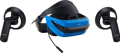 Acer Windows Mixed Reality AH101 VR Headset with Motion Controllers