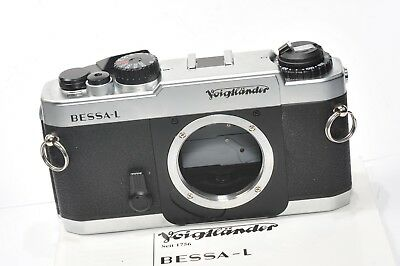 Voigtlander BESSA L camera body