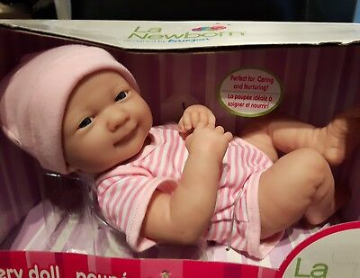 La newborn doll Berenguer new in box nursey doll looks 18635 - see details photo