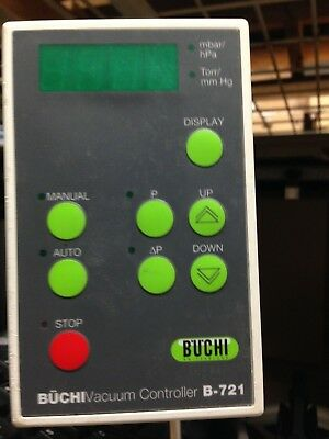 Buchi   B721 controller only for V500 pump