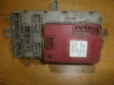 ywc104500 52010268d Fuse box  Rover 400-Series 16345-16