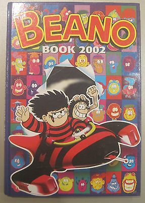 The Beano Book 2002 Annual Very Good Condition Unclipped £6.25