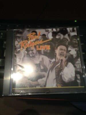 Paul Rodgers - Live Loreley Free Bad Company - Manufactured In Japan CD Album