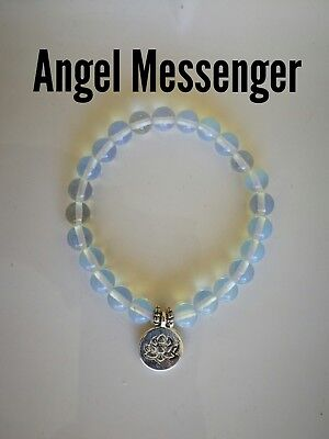Code 414 Opalite Angel Infused Bracelet Doreen Virtue Certified Practitioner