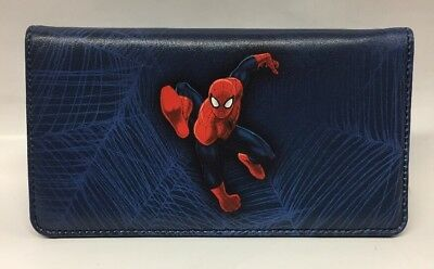 Marvel Ultimate Spider-man Checkbook Cover