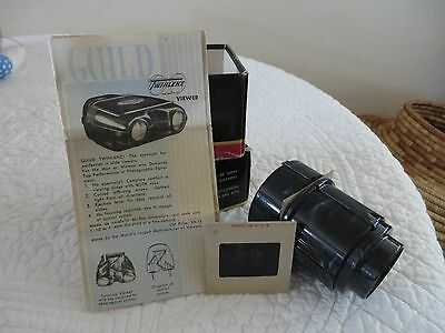 Craftsman Guild Hollywood Viewer Swirl Plastic In Box