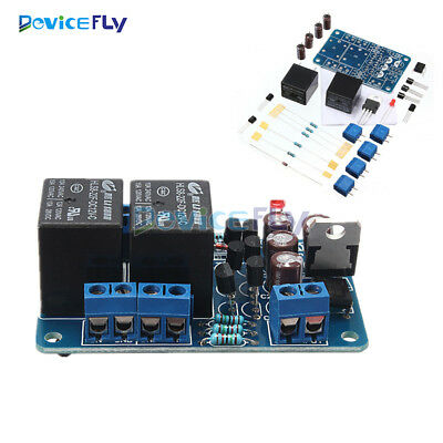 Speaker Protection Board DIY Kit Audio Amplifier Boot Delay DC Protect Component