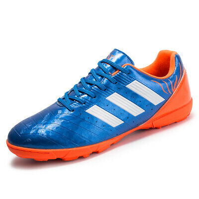 Fashion Men Boys Soccer Shoes Cleats Football Indoor Sports Trainers Sneakers