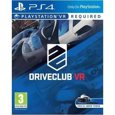 Sony PS4 VR DRIVECLUB 9853459