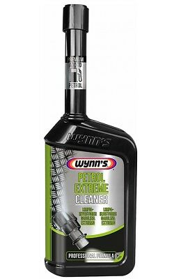 Wynn's Petrol Clean 3 Gasoline Extreme EGR Injector Valve Fuel Additive Protect