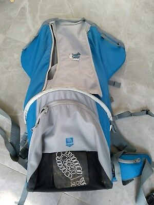 84651d164a1 BUSH BABY PREMIER Hiking Baby   Child Backpack Carrier - £50.00 ...