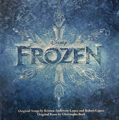 Frozen: Music from the Motion Picture [New & Sealed] CD